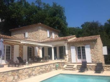 Provencalische Steinhaus Villa