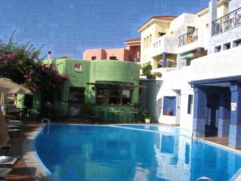 Anastasia Village Hotel -  Apartment mit 1 Schlafzimmer und Meerblick - auf 2 Ebenen