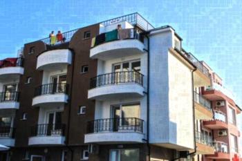 Asya Apartment - Apartament typu Studio z balkonem