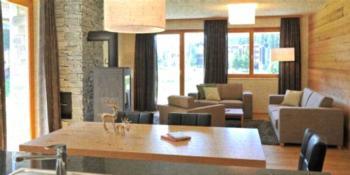 Alpine Lodge Lenzerheide - 6-Pers.-Chalet - Luxus