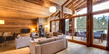Alpine Lodge Lenzerheide - 8-Pers.-Penthouse - Luxus