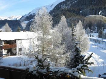 Wintertage in Davos-Dorf