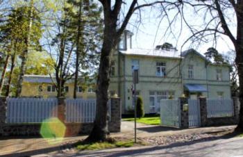 Villa Ostmala - Maisonette Familienzimmer