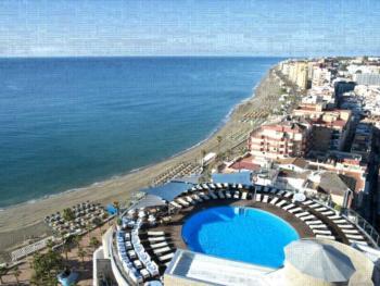 Hotel El Puerto Zimmer Standard Doppelzimmer - Klimaanlage
