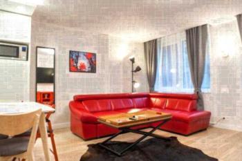Natalex City Apartments - Apartment mit 2 Schlafzimmern - Konstitucijos 9
