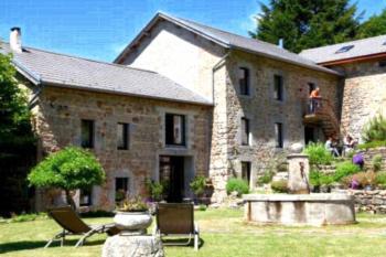 Moulin de Montabonnel - Familienzimmer