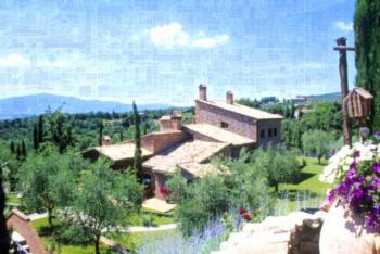 Relais Gli Ulivi - Apartment mit 2 Schlafzimmern