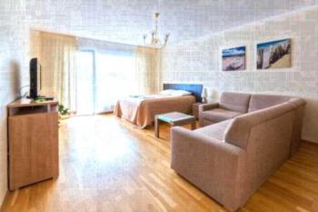 Viru Väljak Apartments - Studio-Apartment mit Balkon (2 Erwachsene)