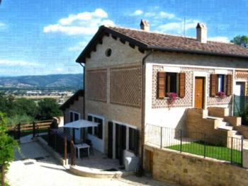 Agriturismo Il Vecchio Mandorlo - Superior Apartment mit 1 Schlafzimmer und Terrasse