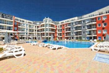 Emberli Aparthotel - Apartament z 1 sypialnią
