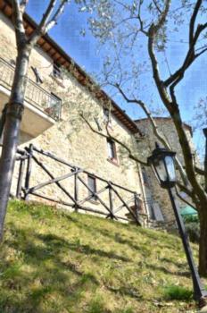 La Petronilla Appartamenti Montepetriolo - Apartment mit 1 Schlafzimmer