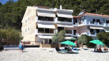Avlakia Beach Studios & Apartments - Apartment mit 1 Schlafzimmer und Meerblick