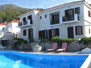 Villa Violetta - Apartment mit 1 Schlafzimmer