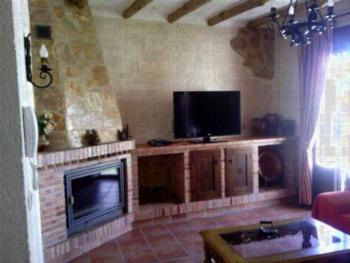 Casa Rural-Apartamento El Lebrillero - Apartment mit 3 Schlafzimmern