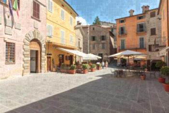 La Piazzetta - Apartment mit 2 Schlafzimmern mit Balkon