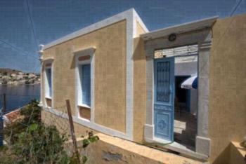 Villa Makrakis - Apartment mit 1 Schlafzimmer (3 Erwachsene)