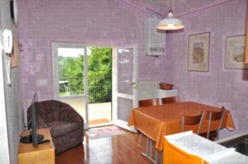 Casa Vacanza La Pergola - Apartment mit 1 Schlafzimmer