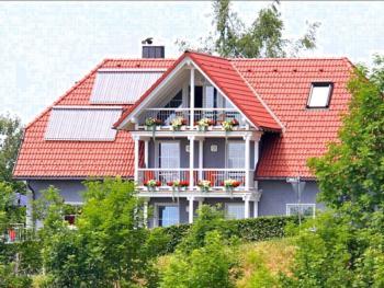 Dreiländerblick Ferienappartements (Herrischried). Appartement Vogesen, 54qm, 1 Schlafzimmer