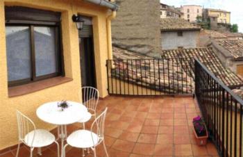 Apartamentos Casa Rufino - Apartment mit 2 Schlafzimmern (5 Erwachsene)