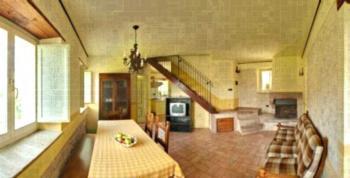 Agriturismo La Ginestra - Apartment mit 4 Schlafzimmern (8 Erwachsene)