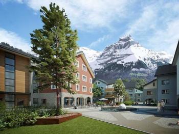 Ferienwohnung TITLIS Resort Wohnung 801