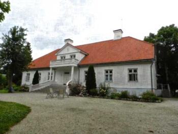 Saare Manor Guesthouse - Familienzimmer mit eigenem Bad