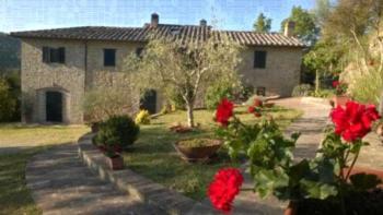 La Casaccia - Studio mit Terrasse