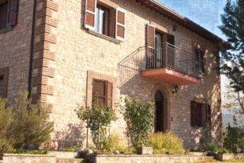 Agriturismo Casa Bonifazi - Apartment mit 2 Schlafzimmern (4 Erwachsene)