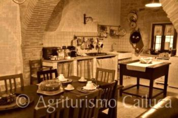 Agriturismo Cailuca - Apartment mit 2 Schlafzimmern