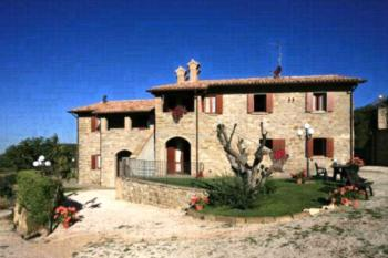 Agriturismo Casa Cresta - Apartment mit 2 Schlafzimmern mit Balkon