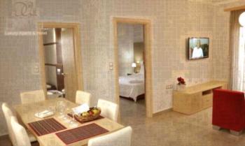 Daniel Luxury Apartments - Apartment mit 1 Schlafzimmer mit Meerblick (2 Erwachsene + 2 Kinder)