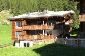 Casa della Vita, (Zermatt). 4.5 Zimmer  Dach - Wohung 2. OG West - 117 m2
