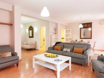 Ferienwohnung Cozy flat at Las Palmas City center