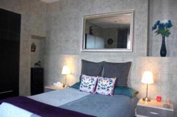 Appartement Jardin exotique - Apartment mit 1 Schlafzimmer
