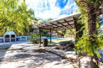 Cortijo Cuesta Herrero - Apartment mit 2 Schlafzimmern (7 Erwachsene)