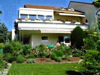 Haus Kerutt (Bad Bellingen). Ferienwohnung, 48qm, 1 Wohn-/Schlafraum