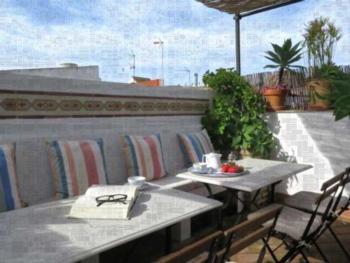 La Fonda Barranco - Apartment mit 1 Schlafzimmer