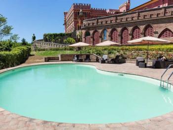 Ferienwohnung Villa Il Santo