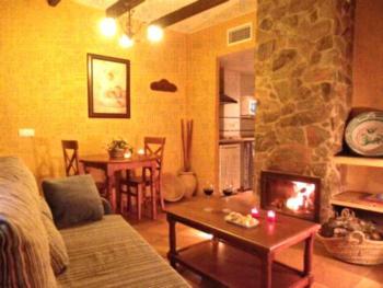 Hotel Apartamento Rural Finca La Media Legua - Apartment mit 1 Schlafzimmer (2 Erwachsene + 1 Kind)