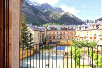 Ribagorza - Apartment mit 3 Schlafzimmern