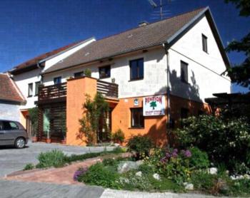 Penzion Zelený strom - Fünfbettzimmer