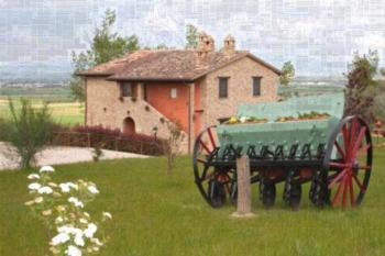 Agriturismo Il Pino - Apartment mit 2 Schlafzimmern (5 Erwachsene)