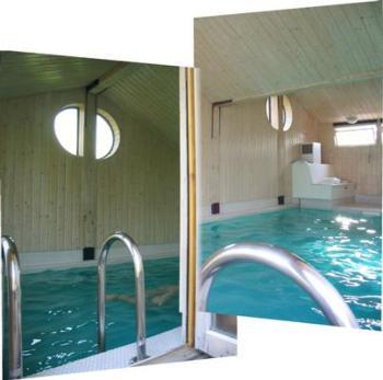 Exklusives Ferienhaus am Meer, 1000m² Grundst. Panorama, Pool, Sauna
