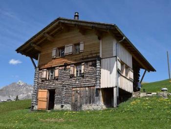 Ferienwohnung Alphütte Gibelhüttli