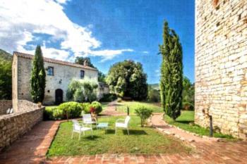 Castello Valenzino - Apartment mit 2 Schlafzimmern