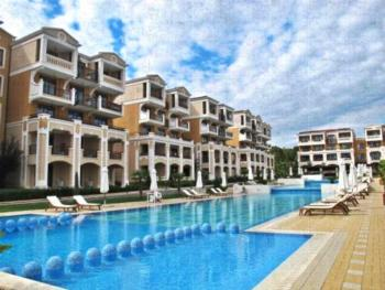 Elena`s Apartments in Green Life Beach Resort - Apartament (4 osoby dorosłe)