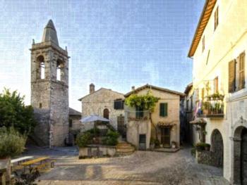 Casa Della Torre In Borgo Medievale - Apartment mit 2 Schlafzimmern