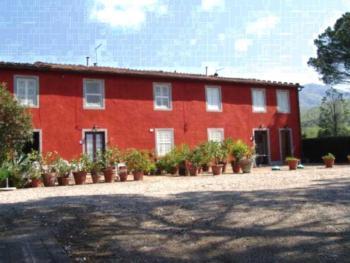 Puledra - Apartment mit 1 Schlafzimmer und Gartenblick