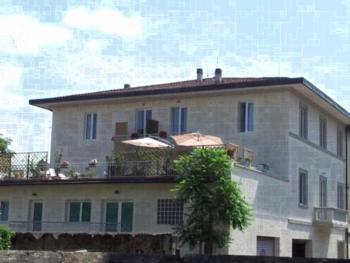 Lodges le Mura - Apartment mit 2 Schlafzimmern mit Balkon