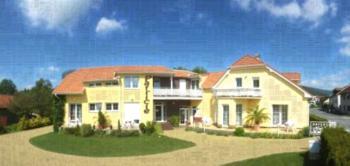 Vila Patricie - Apartment mit 1 Schlafzimmer und Gartenblick